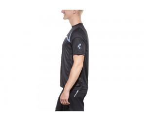 Велосипедная футболка CUBE MOTION Rundhalstrikot (kurzarm black)